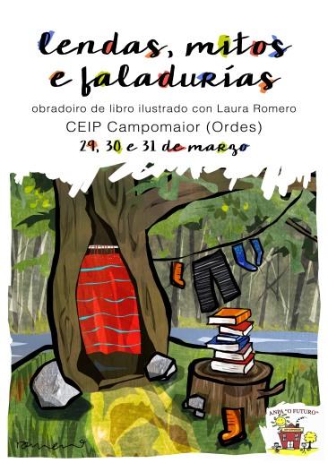 cartel obradoiro con logo da ANPA