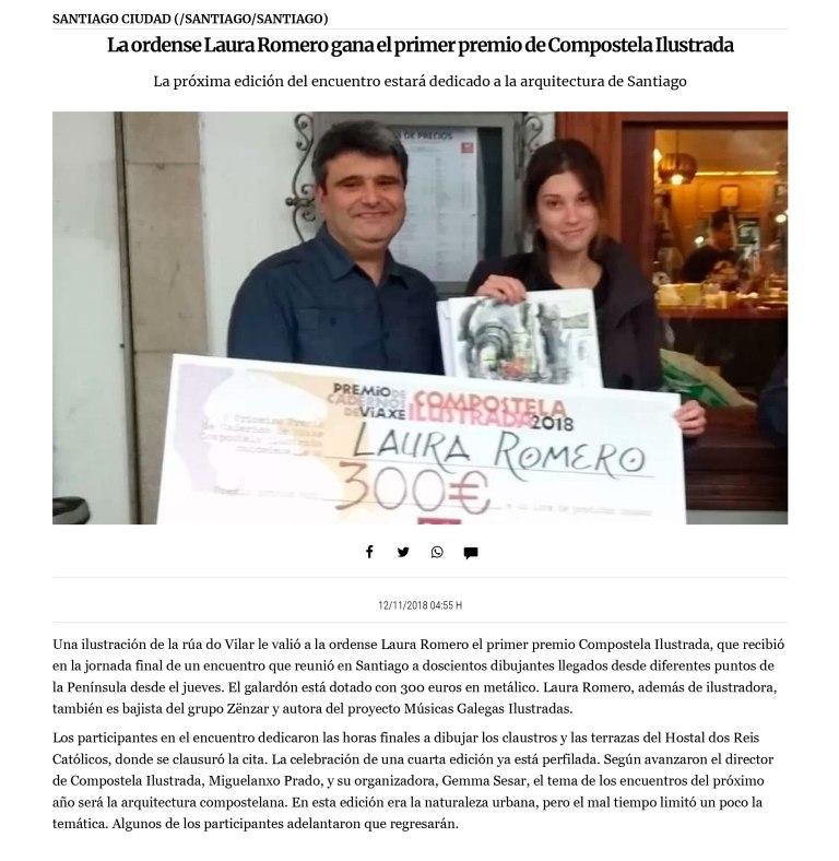 La-ordense-Laura-Romero-gana-el-primer-premio-de-Compostela-Ilustrada-1